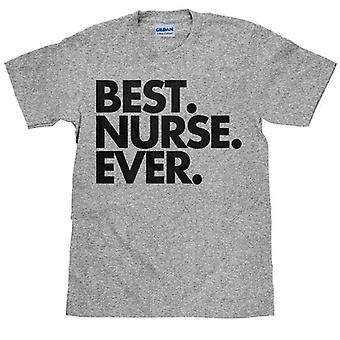 أفضل ممرضة من أي وقت مضى تي شيرت