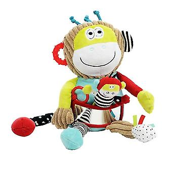 Dolce Toys Knuffel Aap