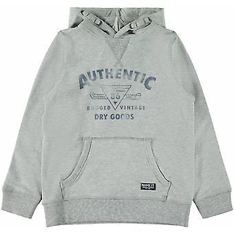 Name-It Boys Sweater Bagun Grey Melange