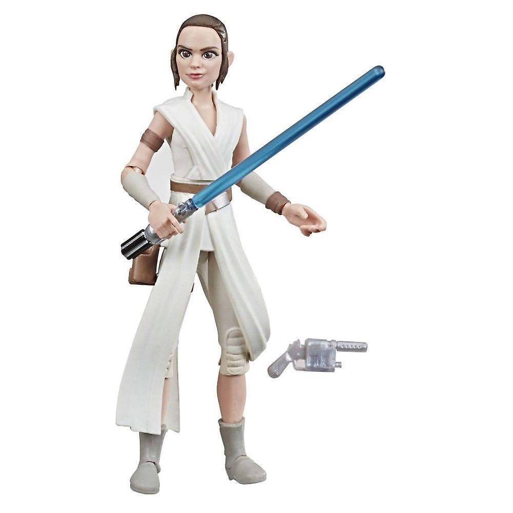 Star Wars Rey 5 tums Action figur