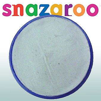 Wicked Costumes Snazaroo Classic Light Grey Face Paint 18ml