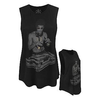 Bruce Lee Gung Fu Scratch Naisten & apos;