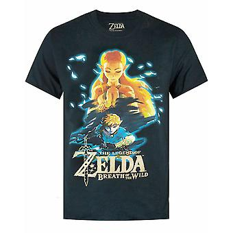 The Legend Of Zelda 'Breath Of The Wild' Men's Short Sleeve T-shirt