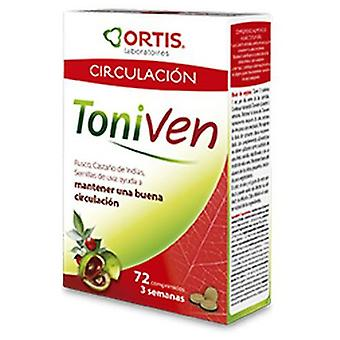 Ortis Toniven 72 Tablets