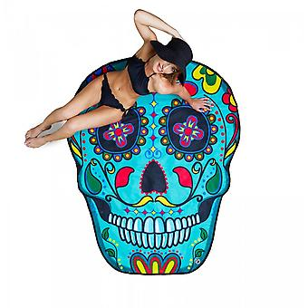 BigMouth Inc. Giant Beach Blanket (Sugar Skull)