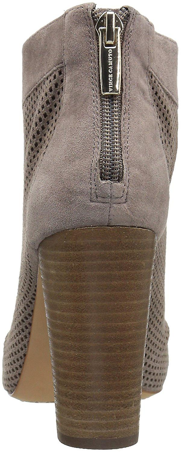 Vince Camuto Womens Cosima Suede Round Toe Ankle Fashion Boots