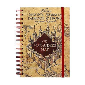 Harry Potter, Notepad - Marodormap