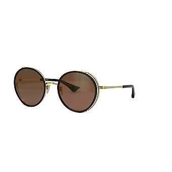 DITA Lageos DTS532 01 Black Gold/Dark Brown Sunglasses