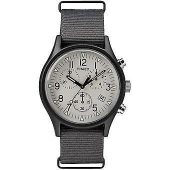 Timex - se - mens - TW2T10900 - S1 - Kronograf