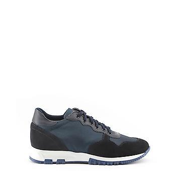 Lavet i Italia Original Mænd Hele året Sneakers - Blå Farve 29545