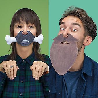 Mouth Masks Hilarious Fun Kids Adult Masks Party Fun Family Face