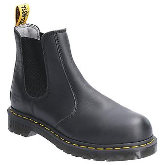 Dr Martens Womens Arbor ST Elasticated Safety Boot Noir