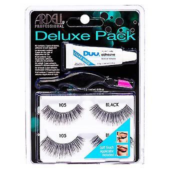 Ardell Eyelash Deluxe Pack 105 Nero