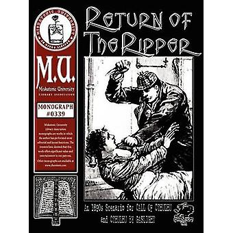 Return of the Ripper by Barton & W.