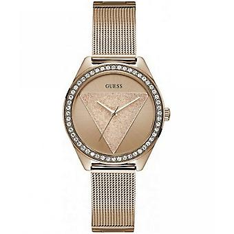 GUESS - watch - ladies - W1142L4 - TRI GLITZ