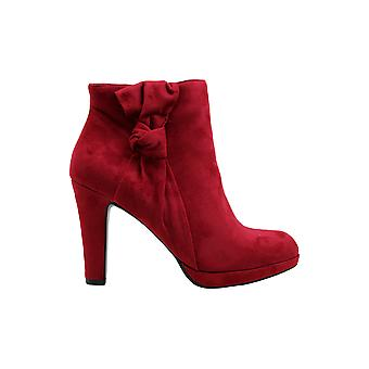Impo Womens Osti Suede Almond Toe Ankle Fashion Boots