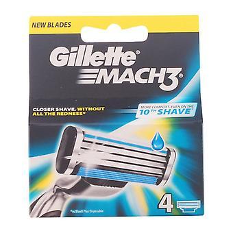 Rasierklingen-Nachfüllmaschine Mach 3 Gillette