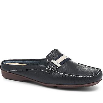 Jones 24-7 Thalia Leather Mule Loafe