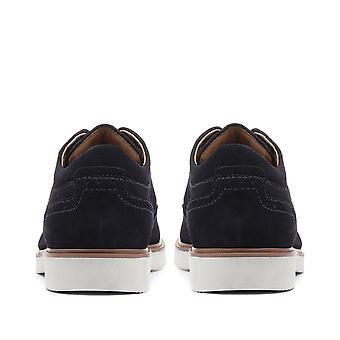 Jones Bootmaker Mens Dante Leather Derby Shoe