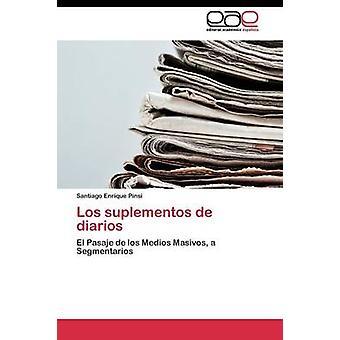 Los suplementos de diarios by Pinsi Santiago Enrique