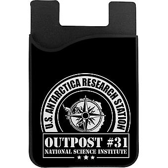The Thing Outpost 31 Antarctica Phone Card Holder