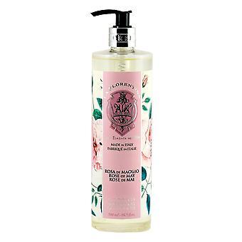 La Florentina Rose of May Shower Gel 500 ml