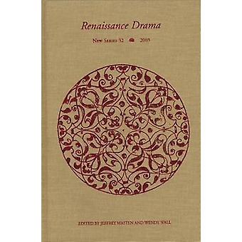 Renaissance Drama by Jeffrey Masten - Wendy Wall - 9780810119567 Book