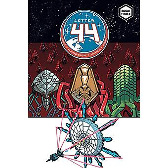 Letter 44 - Vol. 3 - Deluxe Edition by Charles Soule - 9781620105689 B