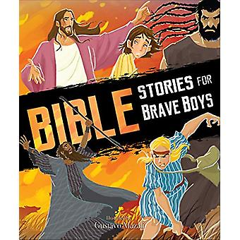 Bible Stories for Brave Boys by Vanessa Carroll - 9788772030302 Book
