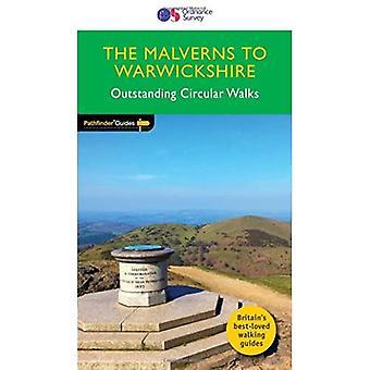 De Malverns naar Warwickshire - Pathfinder gids 74