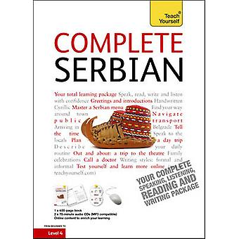 Complete Serbian Beginner to Intermediate Book and Audio Course  Learn to read write speak and understand a new language with Teach Yourself by Vladislava Ribnikar