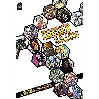 Rogues Gallery - A Mutant & Masterminds Sourcebook by Crystal Frai