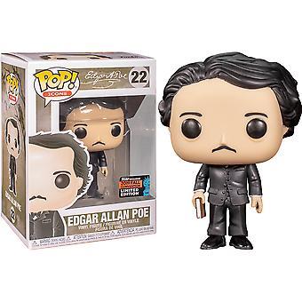 Pop Kuvakkeet Edgar Allan Poe kirjaLLA NYCC 2019 USA Paitsi Pop!