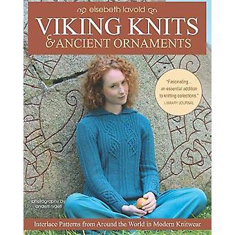 Tricots Vikings et Ornements anciens - Modèles entrelacés d'autour