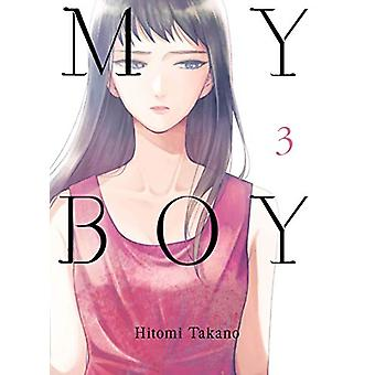 My Boy - 3 by Hitomi Takano - 9781947194212 Book