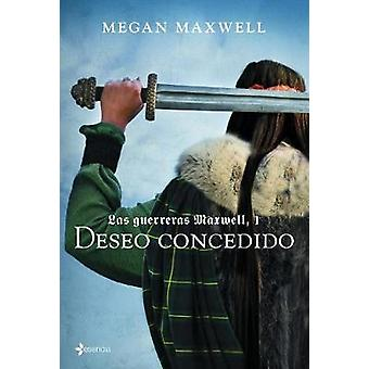 Deseo Concedido by Maxwell - 9786070740473 Book