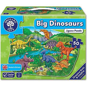 Orchard Toys große Dinosaurier