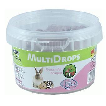 Sandimas Multidrops Fruit Forest (Small pets , Treats)