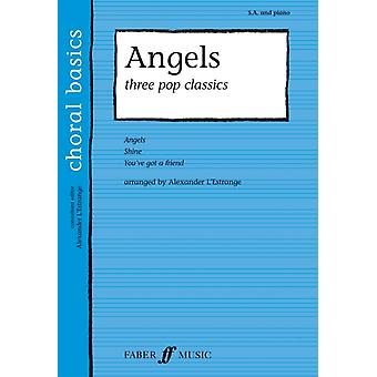 Angels Three Pop Classics by Arranged by music Alexander L Estrange