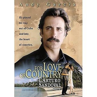 For Love or Country [DVD] USA import
