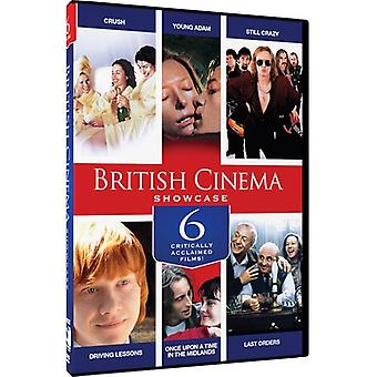 British Cinema Showcase-6-Movie Set [DVD] USA import
