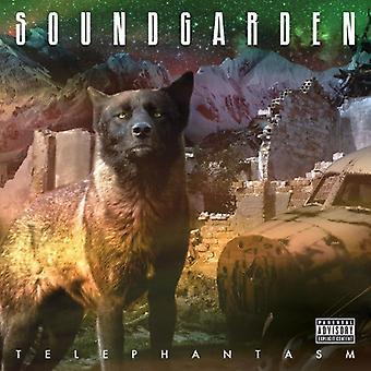 Soundgarden - Telephantasm: En retrospektiv [CD] USA import