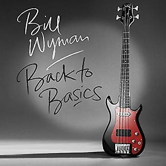 Bill Wyman - Back to Basics [CD] USA import