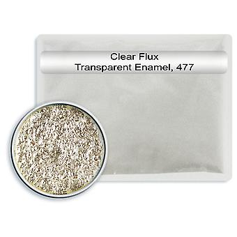 Bleifrei Transparent Emaille Clear Flux, 477, 25gm