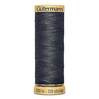 Gutermann 100% Natural Cotton Thread 100m Código de Cor da Mão e da Máquina - 4403