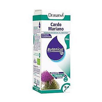 Bio kasvitieteellinen maito Thistle Uute 50 ml