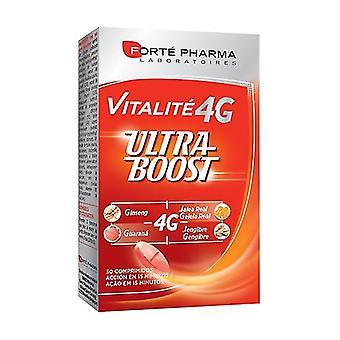 Vitalité 4G Ultraboost 30 comprimés