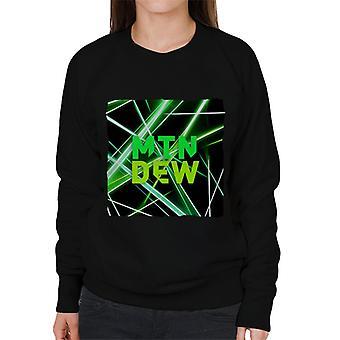 Mountain Dew Laser vrouwen ' s Sweatshirt
