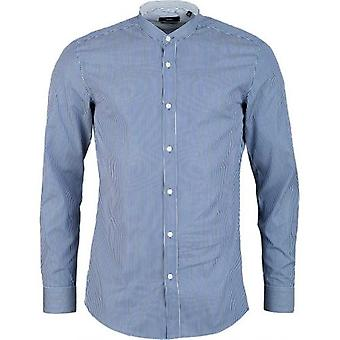 BOSS Jorris Camisa de abuelo de rayas