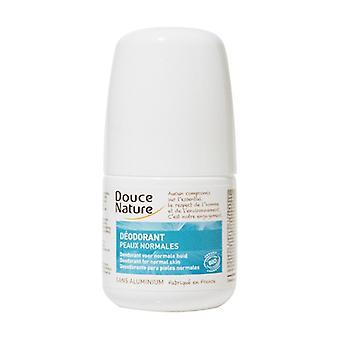 Organic normal skin deodorant 50 ml